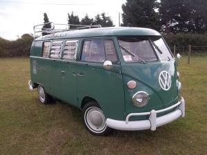 For sale VW camper S042