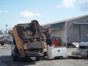van loading 1