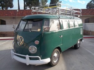 VW Split Screen SO42 Californian Import for Sale Image