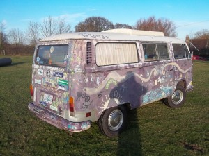 vw camper early bay sundial for sale hippy bus image 2