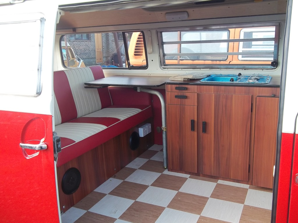 100 westfalia volkswagen interior westfalia dobber for Interieur westfalia