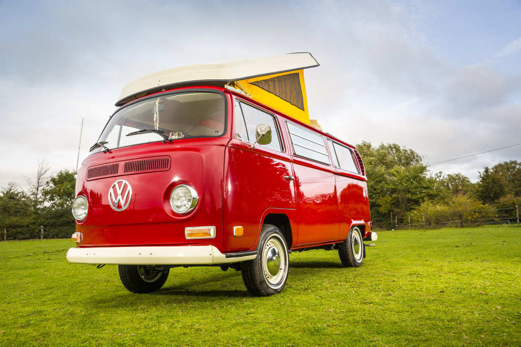 cost to restore vw bus
