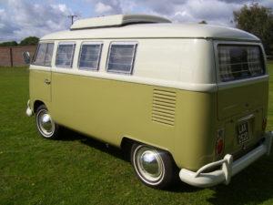 Vans for Sale | Coolcampers