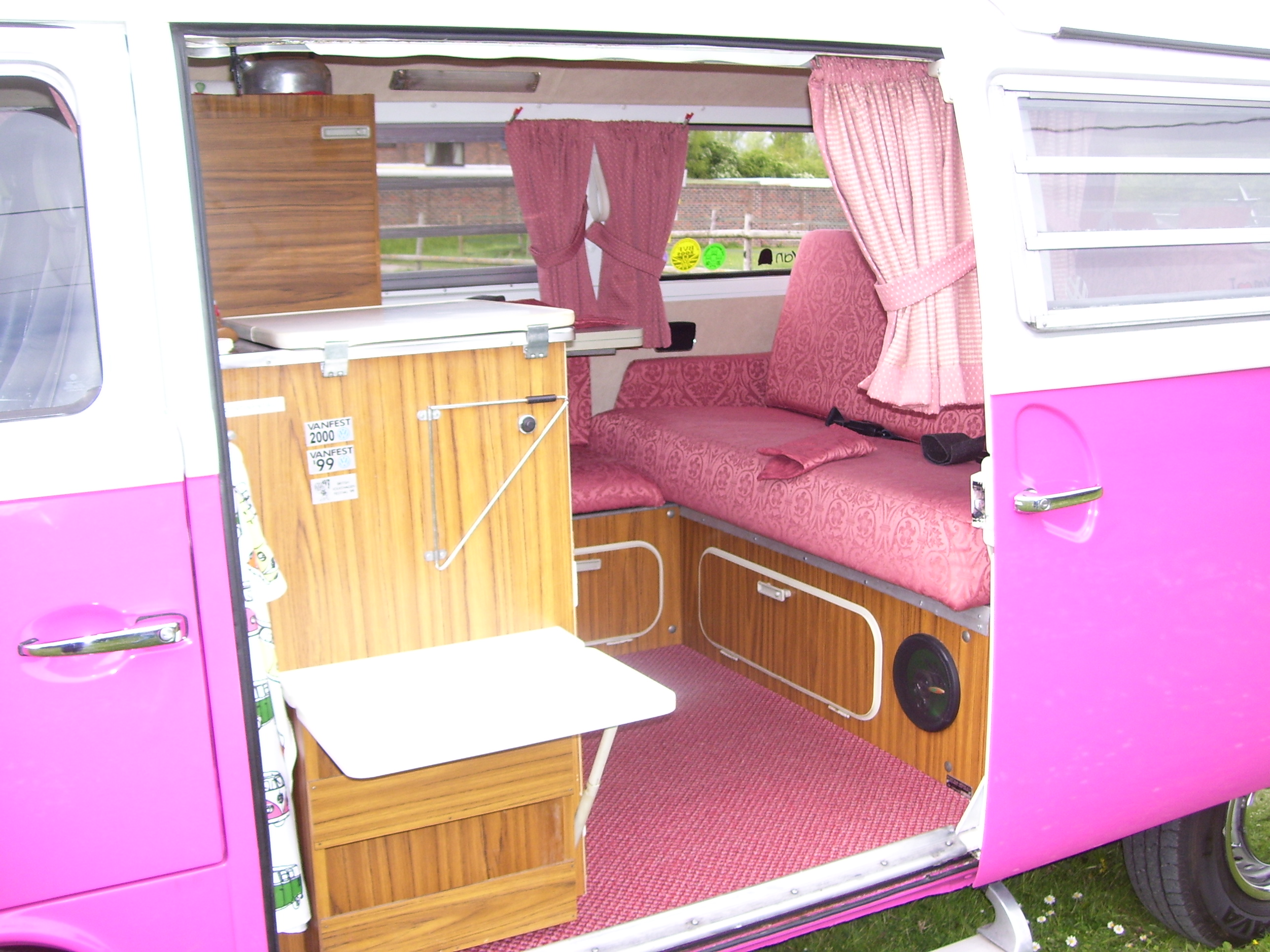 d4697c1ba6 Just Arrived Customers van For sale. 1972 RHD UK 4 berth Westfalia