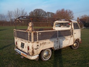 vw splitscreen pickup 1966 for sale image 4